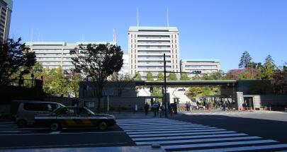 曙橋駅 防衛省