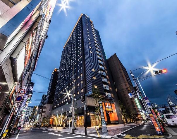 新宿にホテルを新規開業