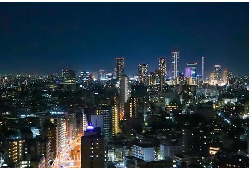 新宿駅西口地区開発計画