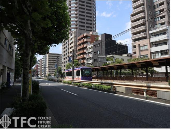 都営荒川線早稲田駅