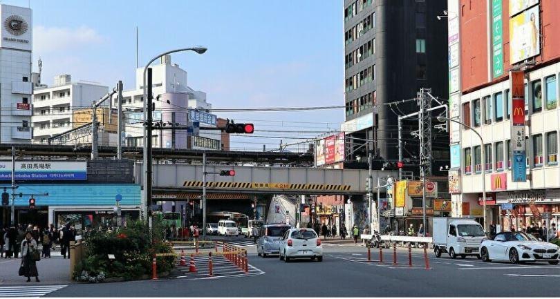 高田馬場・早稲田周辺